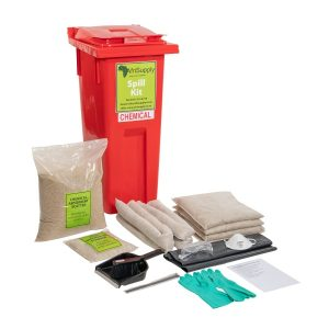 AfriSupply 130L Chemical Spill Kit