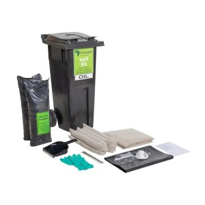 AfriSupply 130L Oil Spill Kit