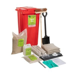 AfriSupply 240L Chemical Spill Kit