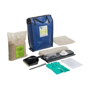 AfriSupply 25L PVC Chemical Spill Kit