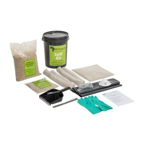 AfriSupply 45L Chemical Bucket Spill Kit