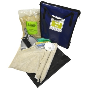 25lt Chemical Truck Spill Kits
