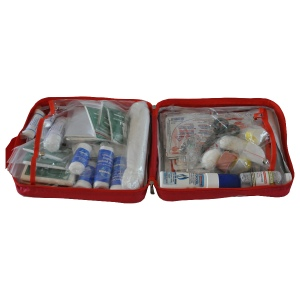 Emergency Response First Aid Kit