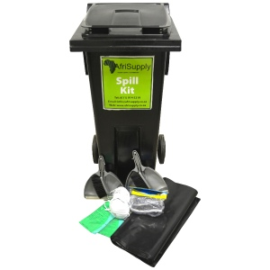 Glass 130L Spill Kit