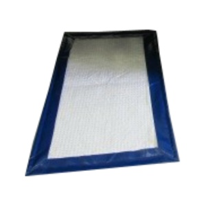 Portable Heavy Duty Mat Pad PVC Holders