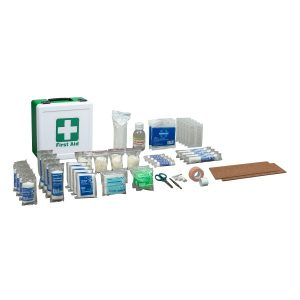 Regulation 3 First Aid Kit Plastic Box