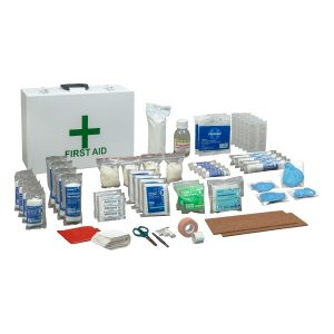 Regulation 7 First Aid Kit Metal Box