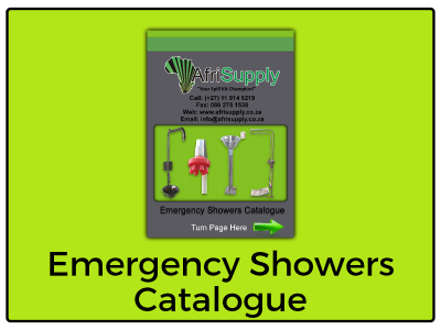 Emergency Showers Catalogue
