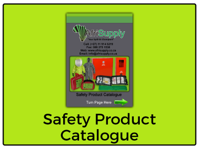 Safety Product Catalogue