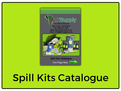 Spill Kits Catalogue