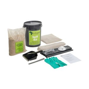 AfriSupply 25L Chemical Bucket Spill Kit