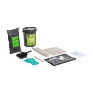 AfriSupply 25L Oil Bucket Spill Kit