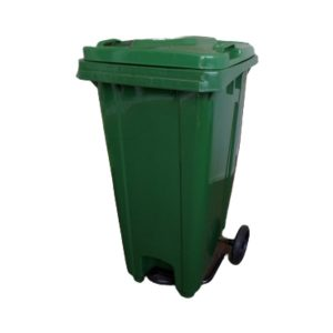 130L Foot Operated Wheelie Bin